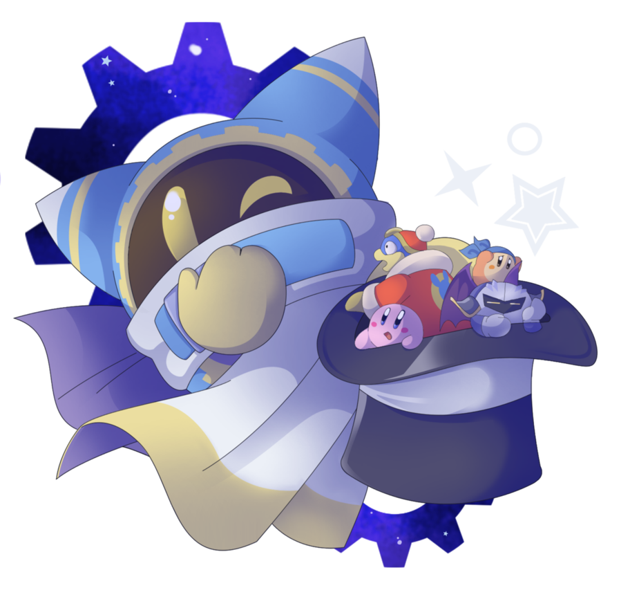 Magolor Magic