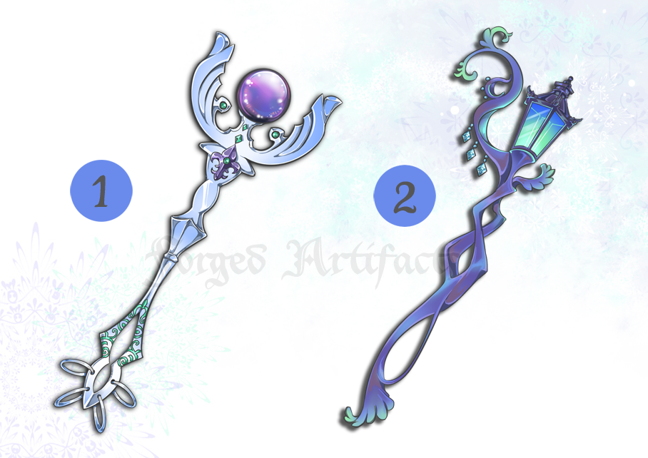 These babies need a home, sadly the lantern staff was never paid for so I wish to give it to a new owner! For rules and guidelines please visit here:forged-artifacts.deviantart.co… #1 ...