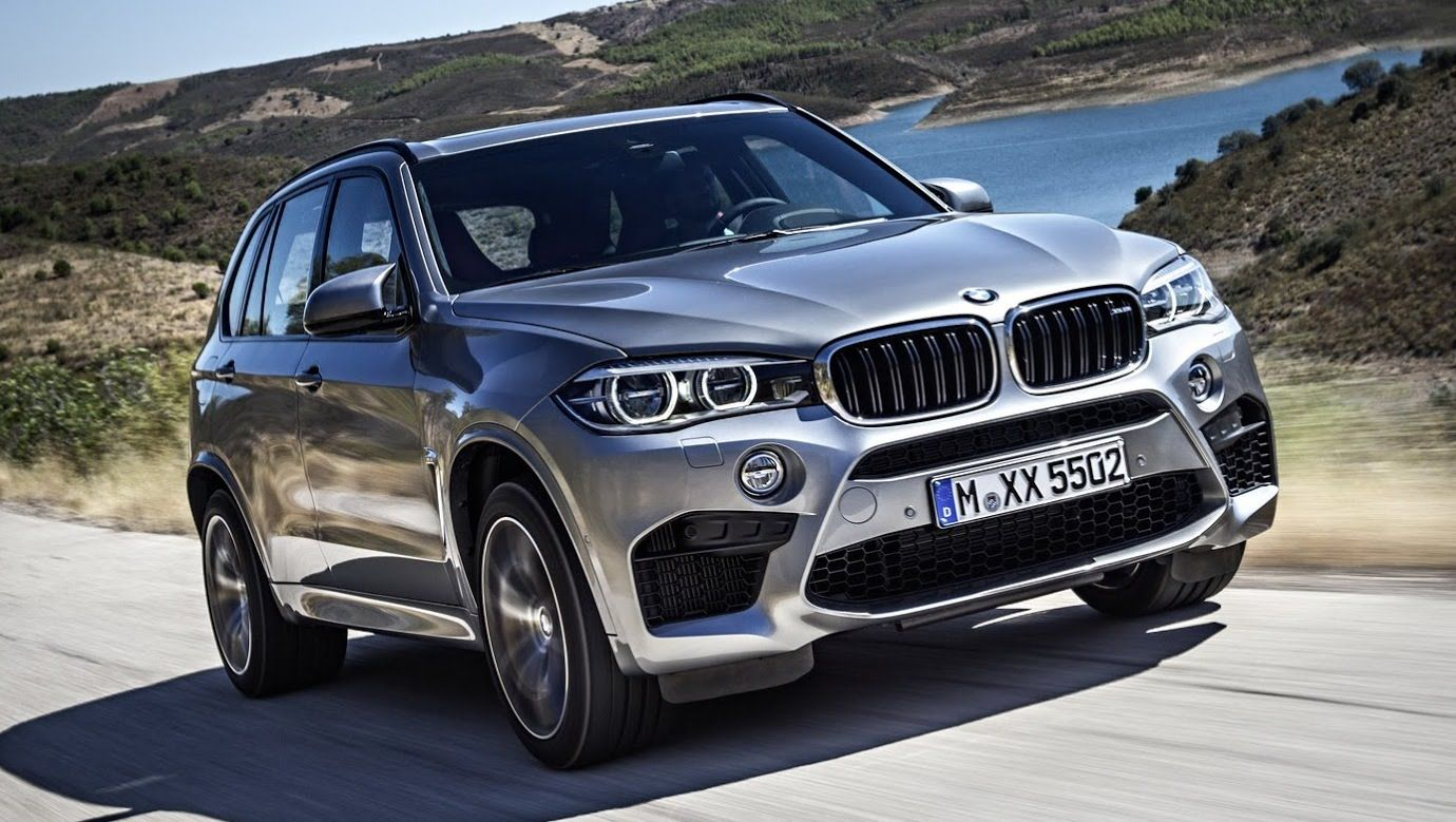 2017 Bmw X7 Suv Pictures