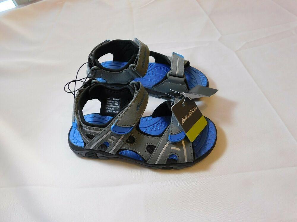 Eddie Bauer boys youth sandals steve