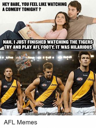 Image result for afl memes understandfootball Funny