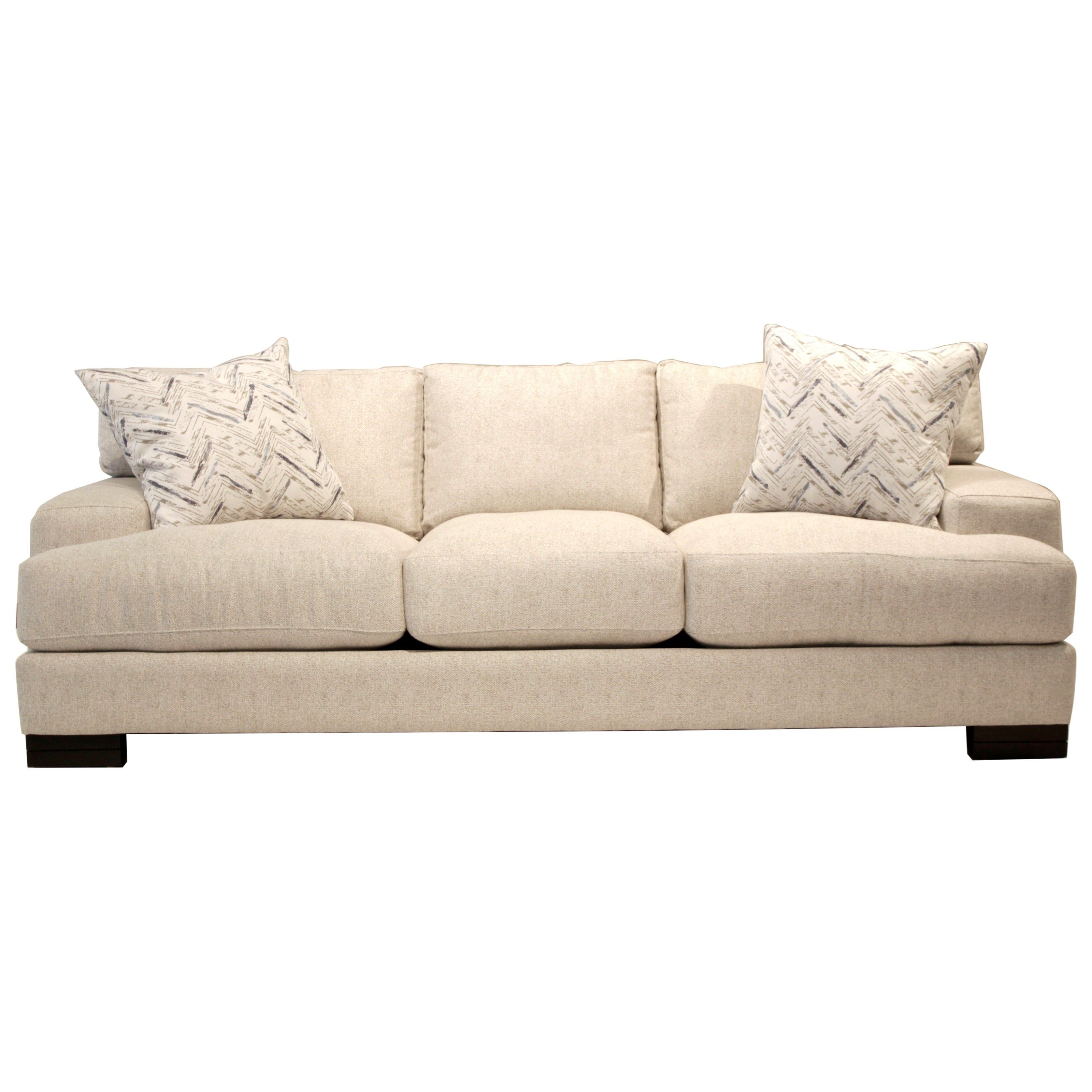 Burton Sofa By Jonathan Louis Furniture Sofa Contemporary Sofa
