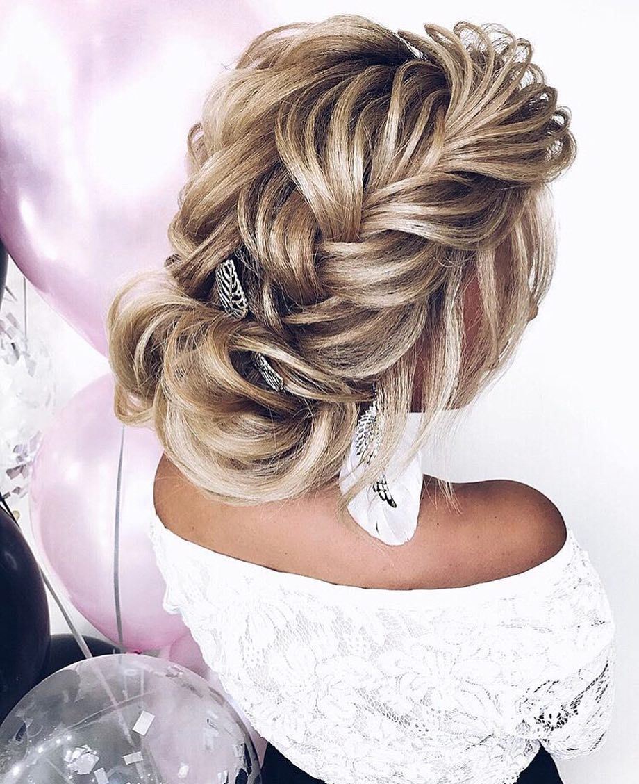 Gorgeous Wedding Hair From Ceremony to Reception