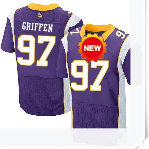 new arrivals d276b d4419 Pin by Cordelia Benally on Everson Griffen Jersey On Sale ...