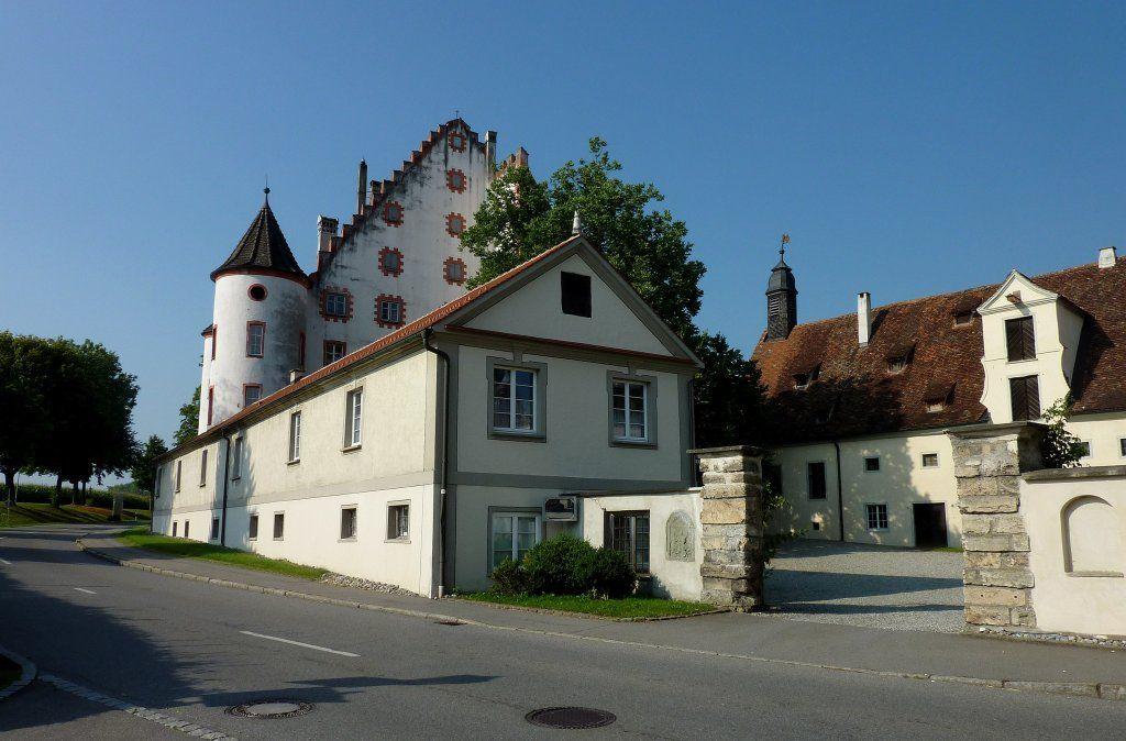 Altes Schloss, Kisslegg (mit Bildern) Rittergut, Burg