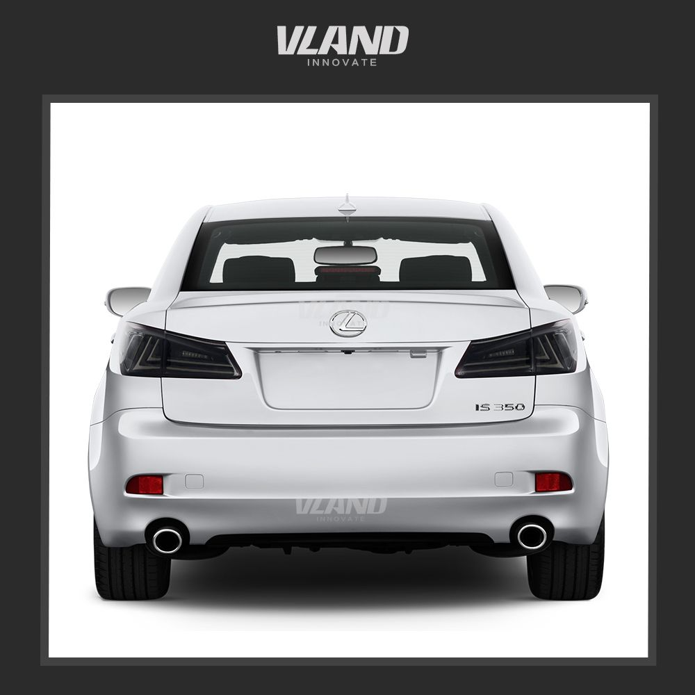 Rear Lights 2006 2014 Is250 Is350 Led Tail Lights Is F View Is250 Taillights Vland Product Details From Zhejiang Yuanzheng Auto Motorcycle Accessories Co Led Tail Lights Tail Light Lexus Isf