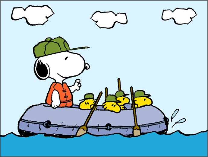 """snoopy rafting""的图片搜索结果"