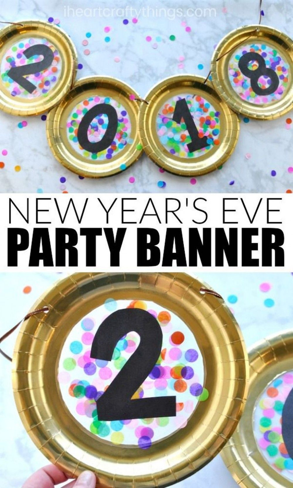 20+ Gorgeous Gold And Black New Years Eve Party Decor ...