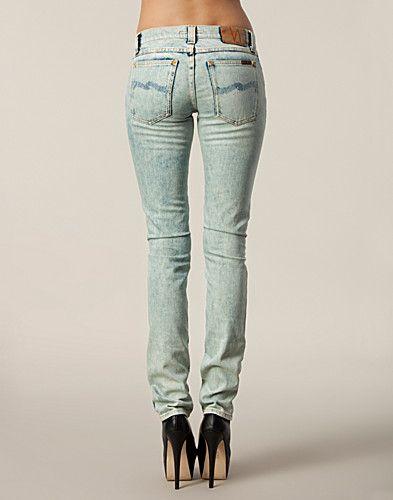Tight Long John Green Rugs - Nudie Jeans