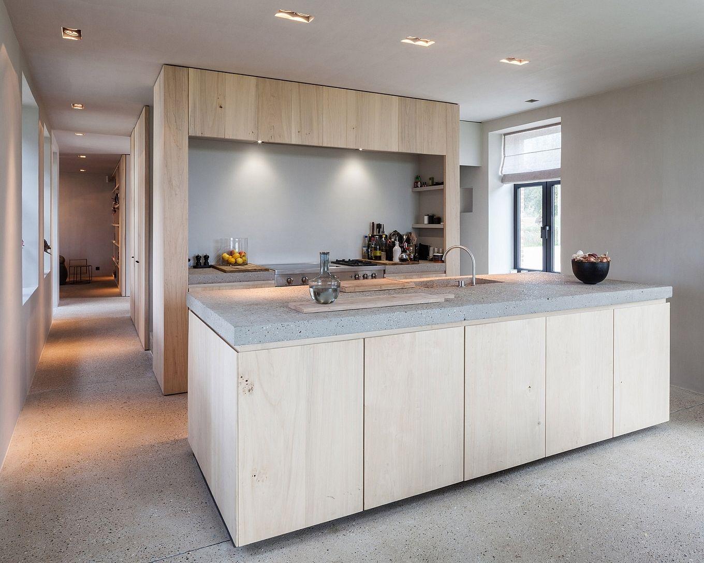 Farmhouse Burkeldijk Contemporary Kitchen Interior Interior