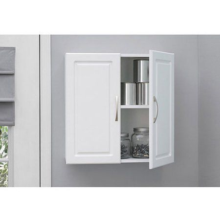 Systembuild 24 Wall Cabinet White 7366401pcom Laundry Room Over Washer Dryer Larger Sizes That Might Work For Other Side Of Too