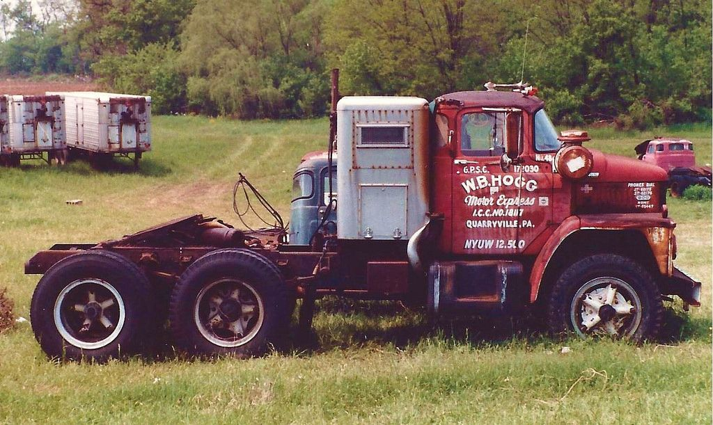 1960 Dodge NC-900 | Cummins, Rigs and Biggest truck