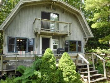 Amazing Maggis Camp Is Located On Pitcher Pond In Lincolnville Interior Design Ideas Jittwwsoteloinfo