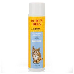 Burt S Bees Tearless Kitten Shampoo Shampoo Conditioner Petsmart Petsmart Cat Shampoo Cat Cleaning