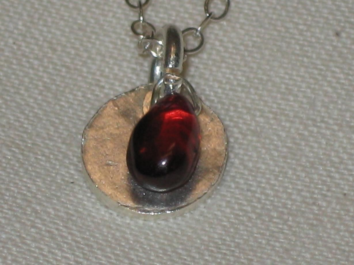 Persephone Necklace by NovelForms on Etsy, $23.00