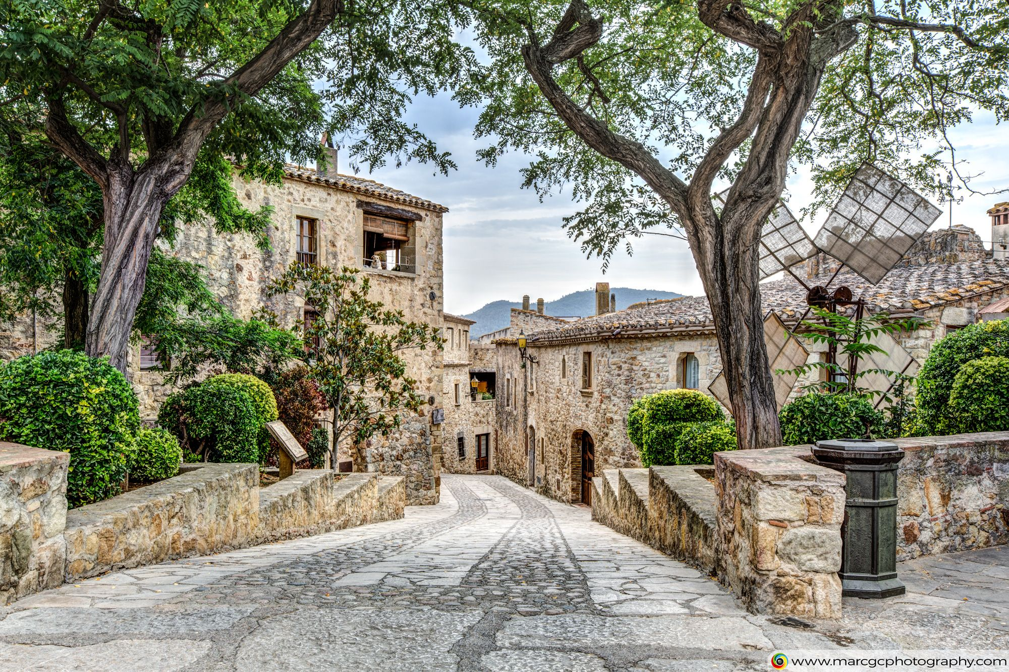 Pals, A Lovely Medieval Village (Catalonia)
