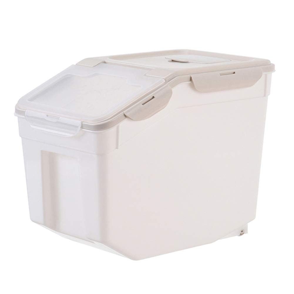 Comeslele Usefor For 10kg Pet Dog Cat Food Barrel Sealed Container Moisture Proof Storage Bucket Visit The Image Link More In 2020 Storage Buckets Cat Food Pet Dogs