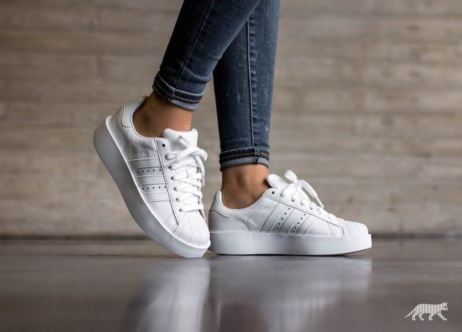 adidas Superstar Bold W in 2020 | Adidas superstar, Sneakers ...