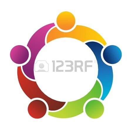 Teamwork 5 Stock Vector - 12249399
