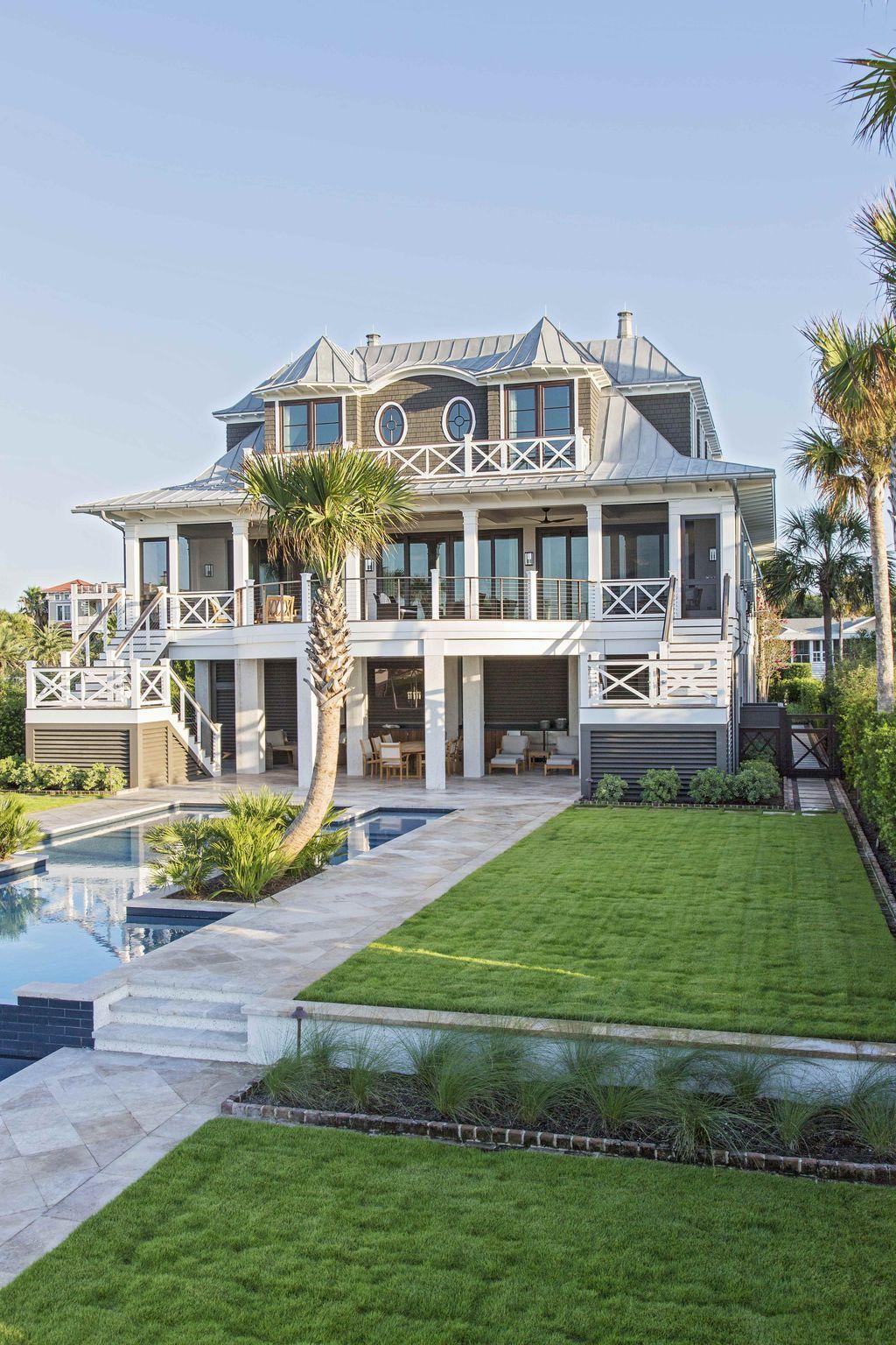 Isle Of Palms Oasis Herlong & Associates Architecture