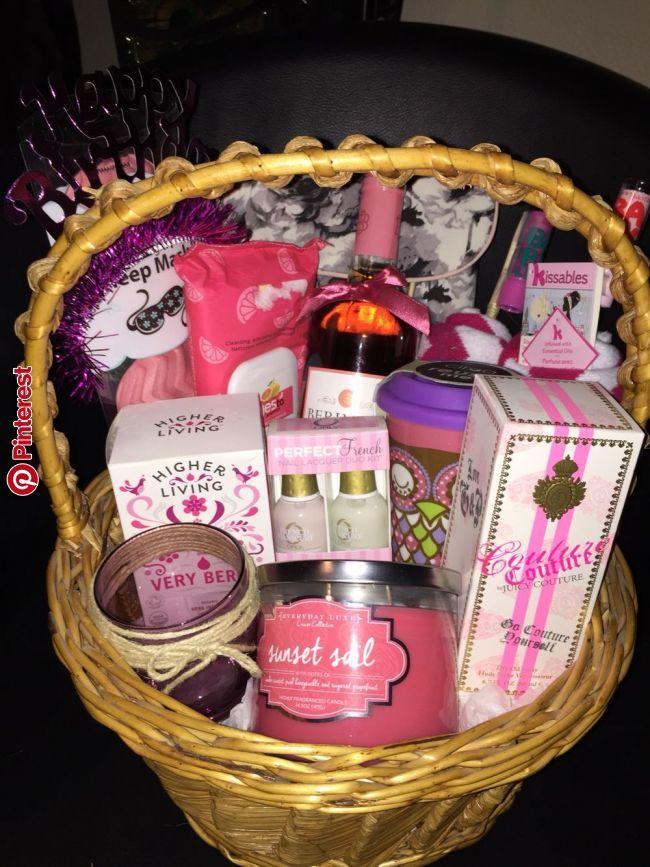 √ 33+ DIY Gift Basket Ideas for Men , Women & Baby On A Budget ( Food & Non Food #birthdaybasket