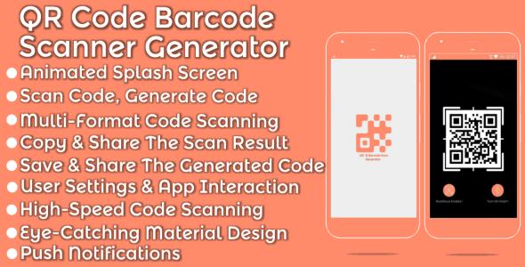 Get QR Code Barcode Scanner Generator Download in 2020