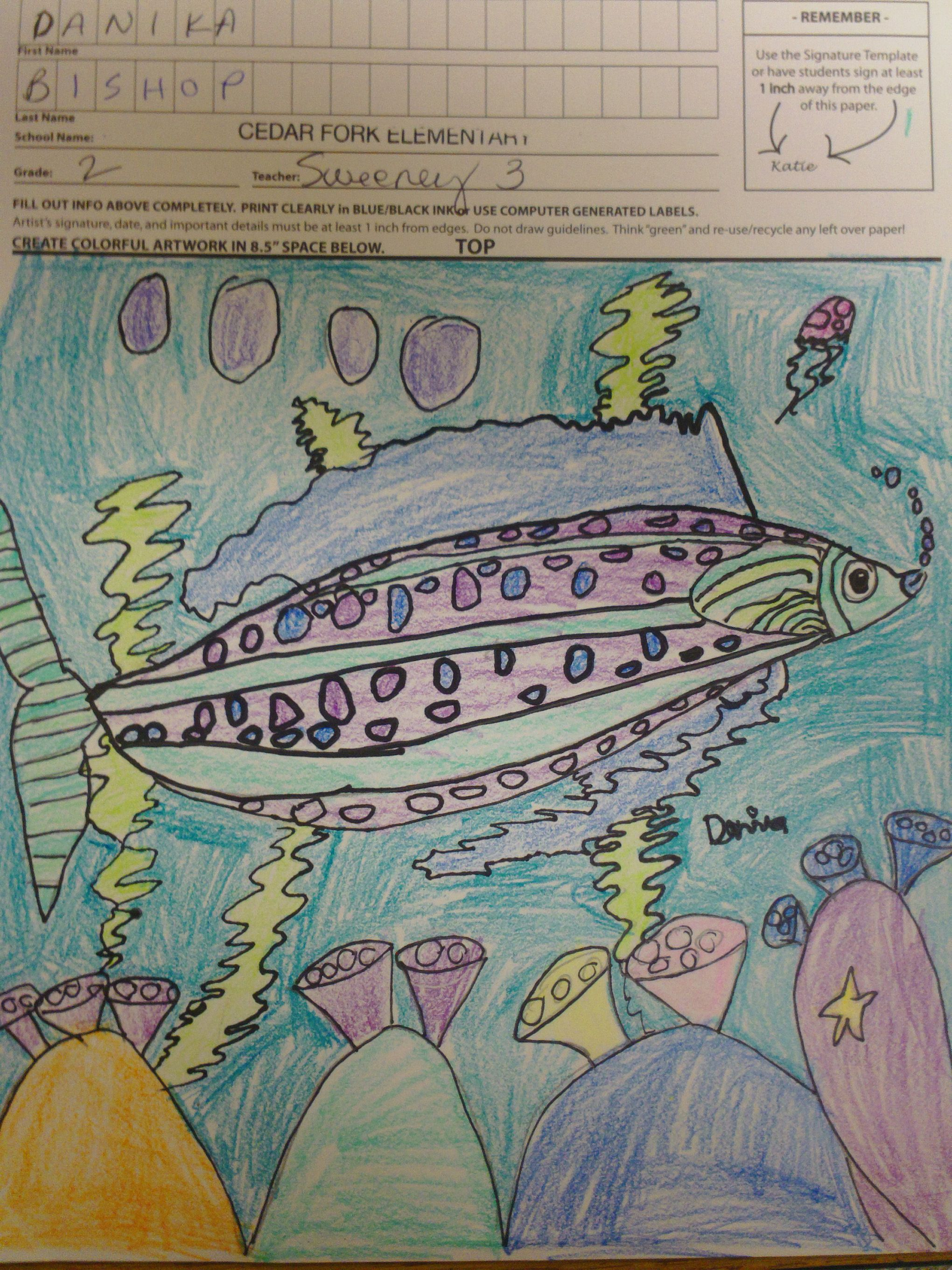 Students Learned About The Endangered Coral Reef System