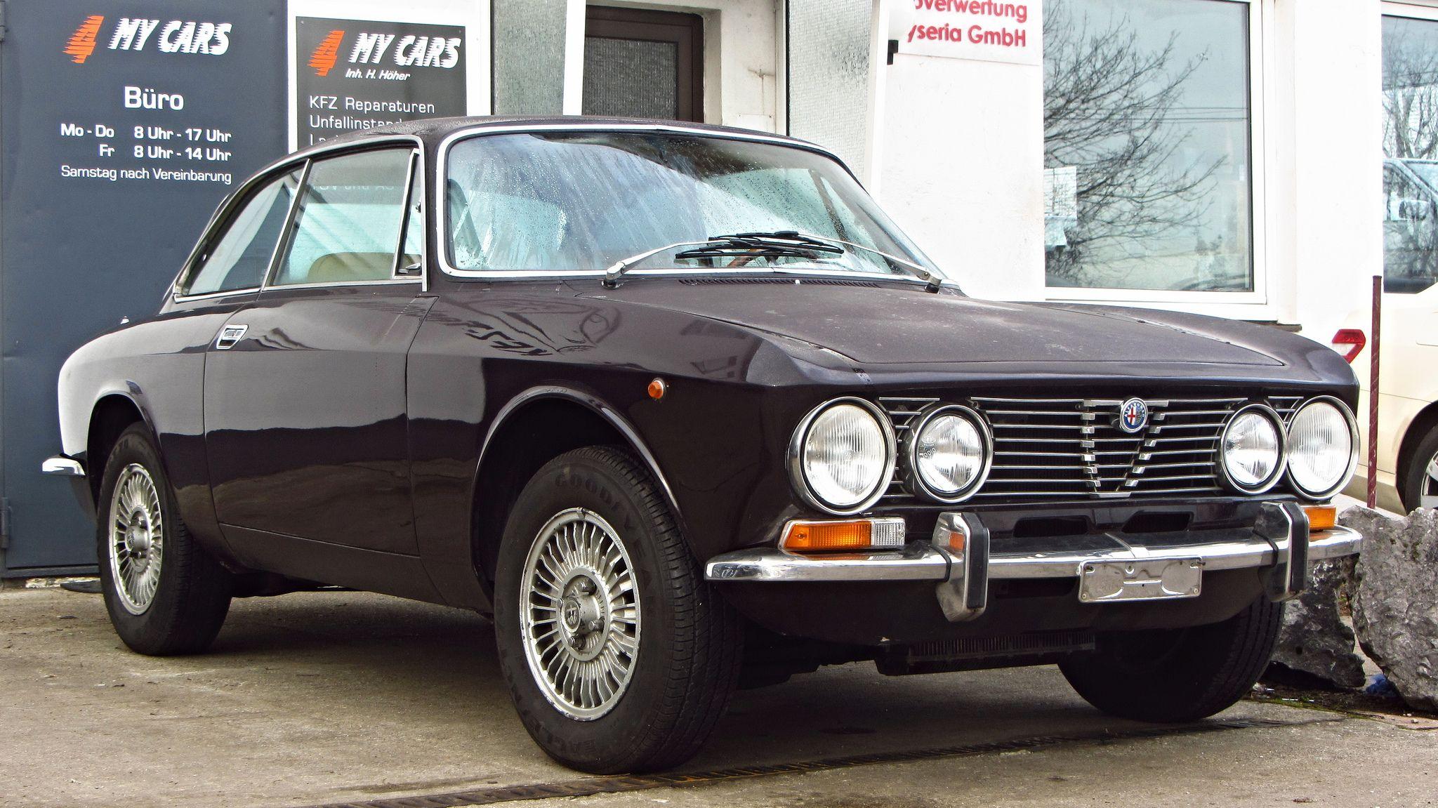 Alfa romeo 1750 gtv car classics - Https Flic Kr P Dhgara Alfa Romeo 1750 Gtv Alfa Romeosports Carsclassic