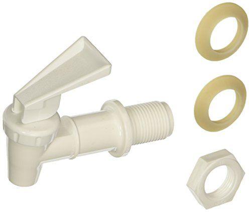 Tomlinson Replacement Cooler Faucet White In 2020 Tap Plastics Faucet Water Faucet