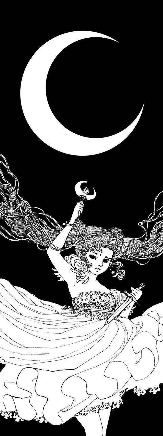 Princess in the Moon by trungles on DeviantArt