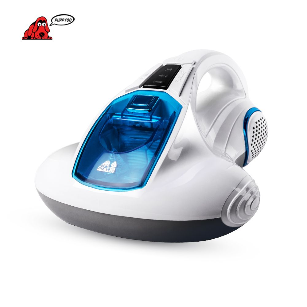 PUPPYOO Vacuum Cleaner Bed Home Collector UV Acarus Killing