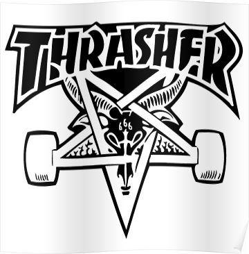 b3674db6e42a Thrasher logo satanic