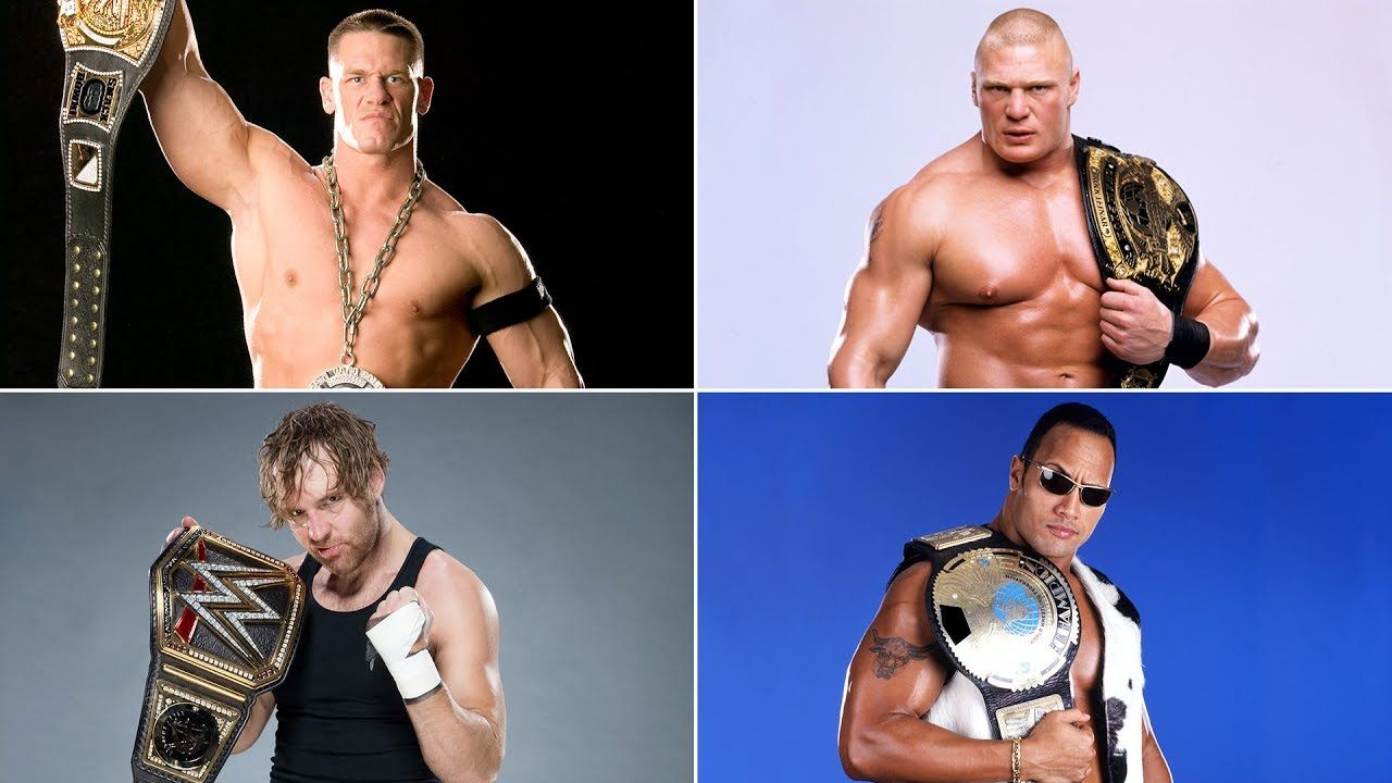 The WWE Championship Is Regarded As One Of The Most