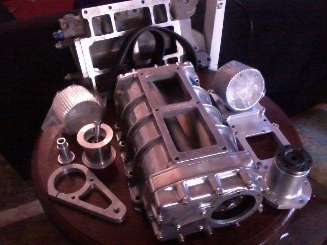 Holden Blower Supercharger Kit Vn Vs Vt Hx Hq