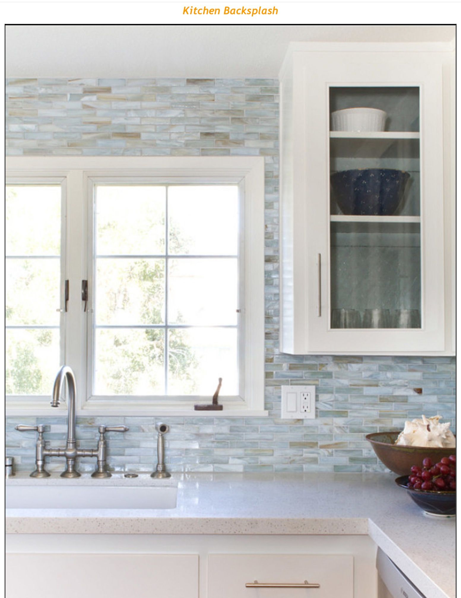 Lunada Bay Tile - Agate Glass - \