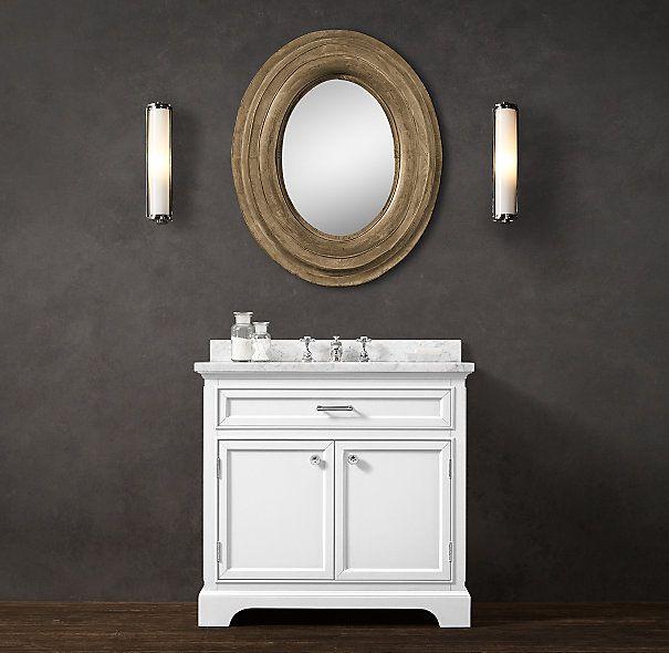 Wonderful Kent Single Vanity Sink | Kent | Restoration Hardware