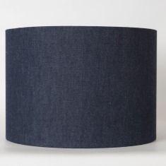 Denim lampshade/pendant shade