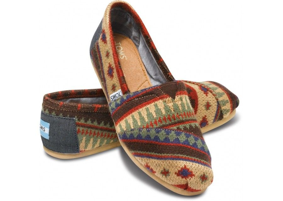 I just got a $50 gift certificate to TOMS because I returned a pair earlier this year. What should I do with the money? I don't necessarily need another pair!