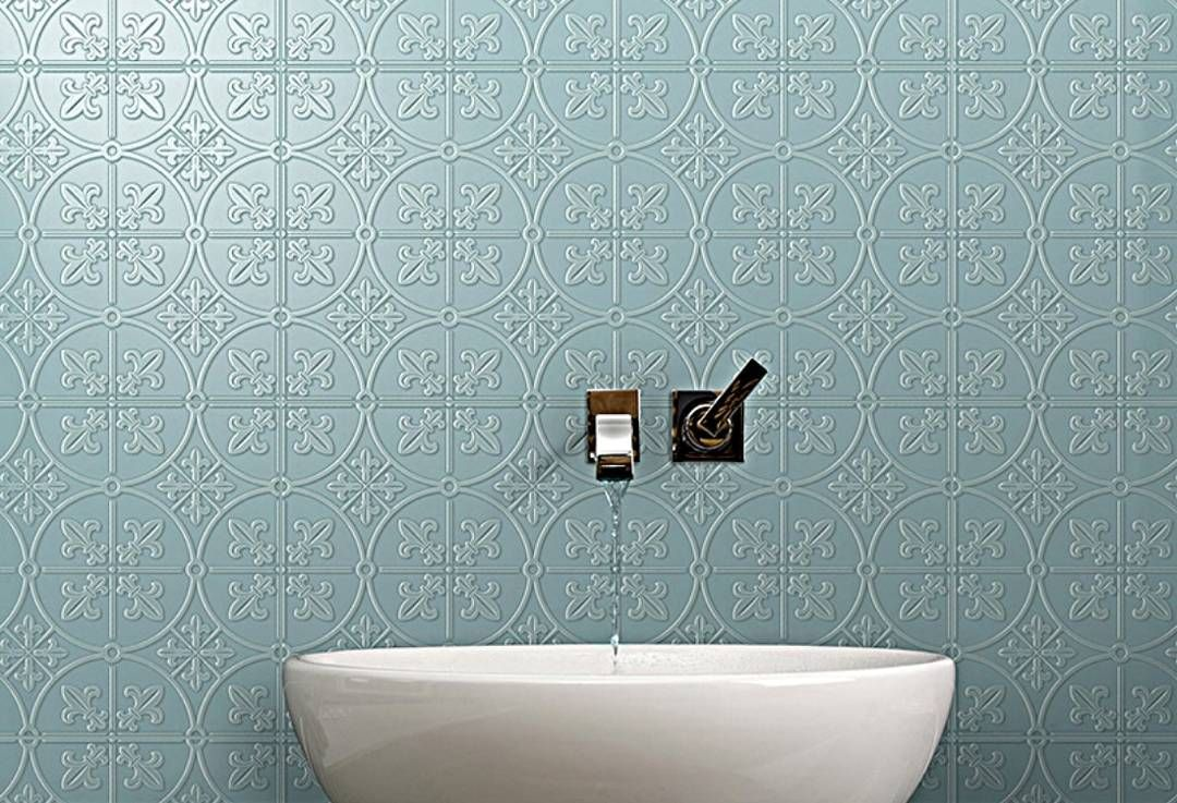 NEW textured patterned wall tiles. Available in 24 incredible colors ...