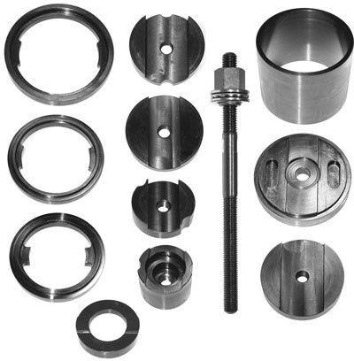 21pc BMW Locking Wheel Nut Screw Lock Socket Key Master Tamper Proof Tool Set