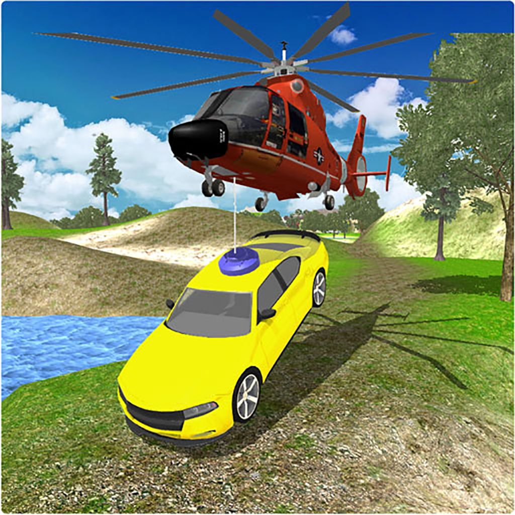 Take the rescue ambulance helicopter at times of real need
