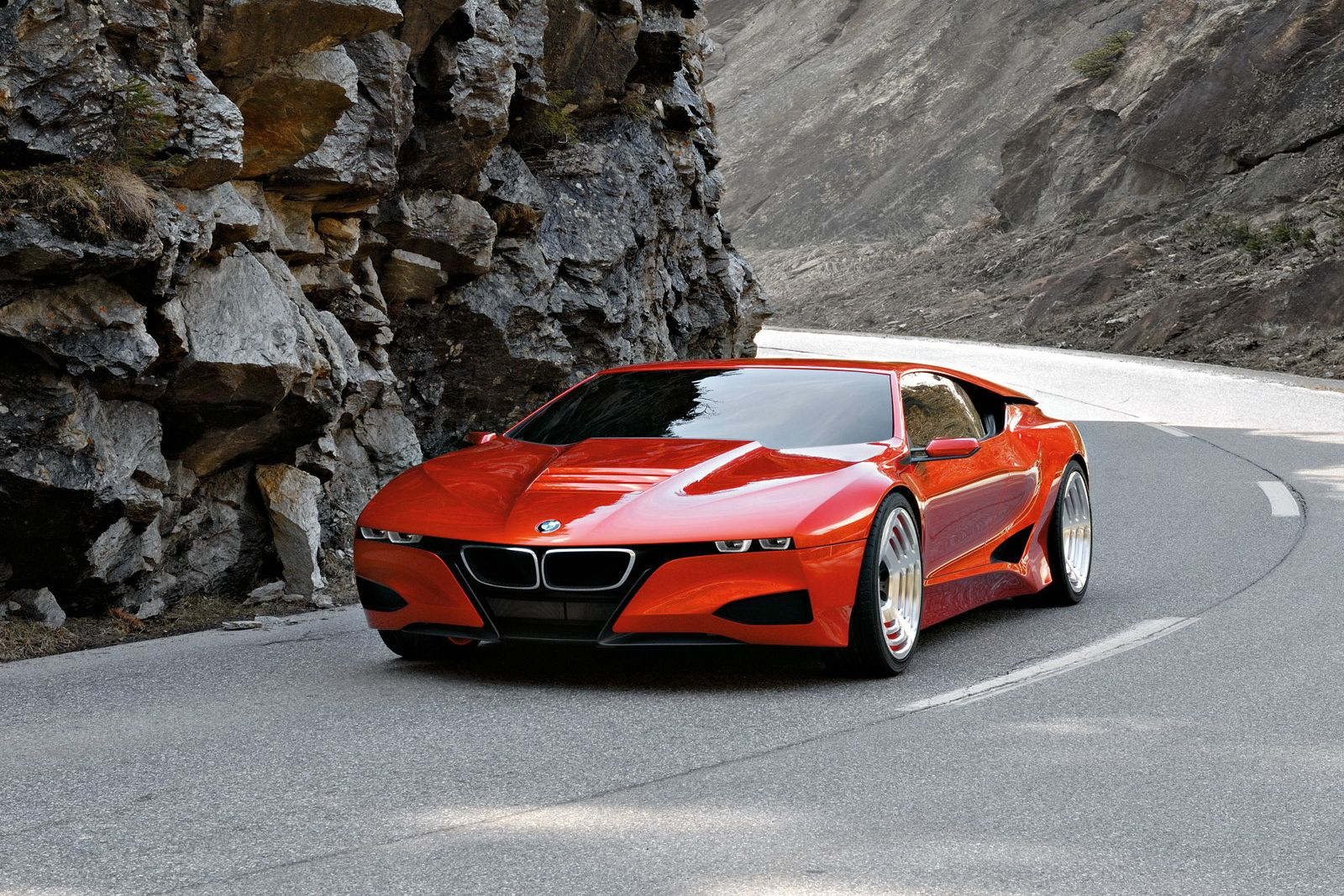 German Media Churns Out Rumor Of Possible Bmw I9 Model In The Works Carscoops Bmw M1 Super Sport Cars Sports Car