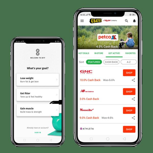 in Bangalore, Mumbai, India, California, USA Mobile app