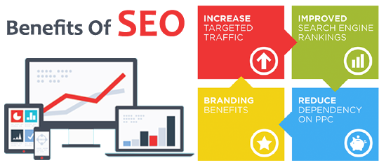 Top 5 Benefits Of Seo For Your Business Or Website Seo Services Social Media Optimization Seo Company