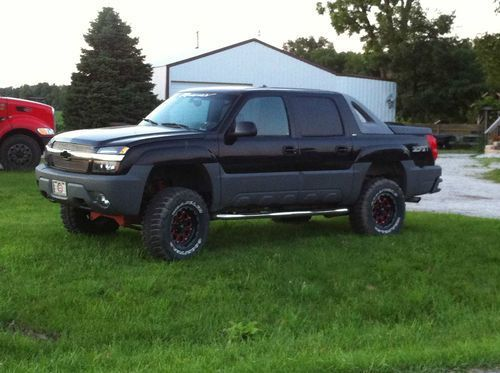 Chevy Avalanche 1500 Z71 With Images Chevy Avalanche Crew Cab