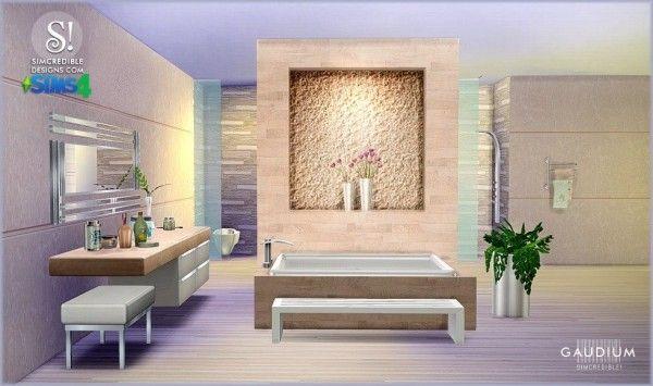 Sims 4 Badezimmer Mod - Wohndesign