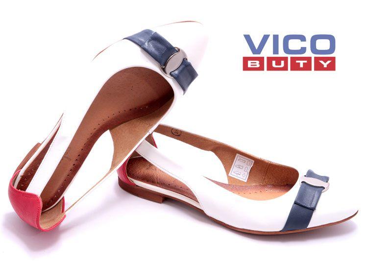 Maciejka 01334 05 Balerinki Baleriny Polbuty R 41 Heels Shoes Peep Toe