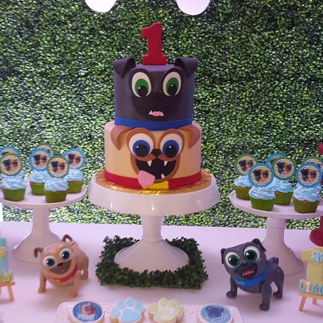 Puppy Dog Pals 1st Birthday All By Coste Events Team