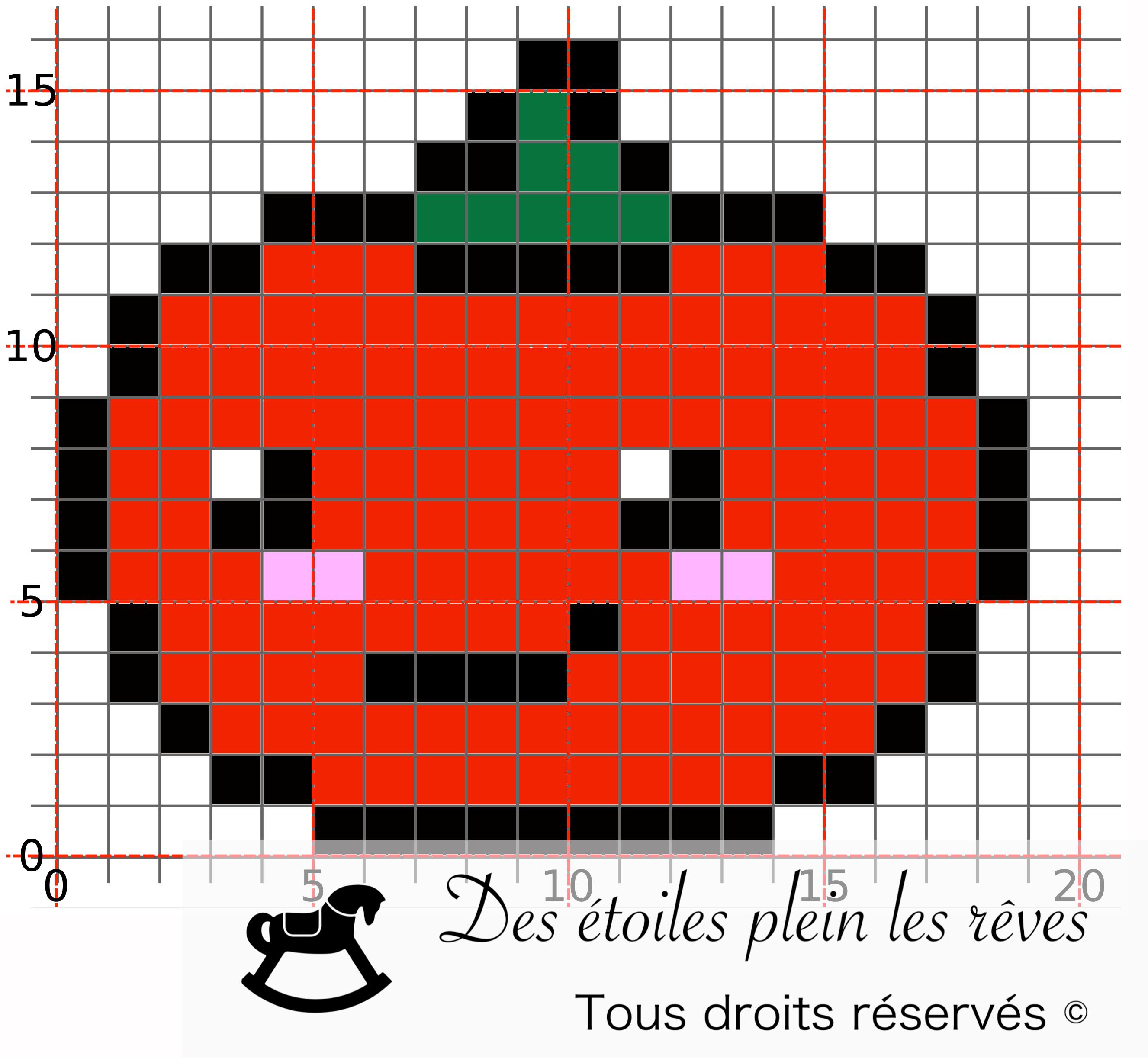 Diy Pixel Art Kawaii Et Dessin Dysney