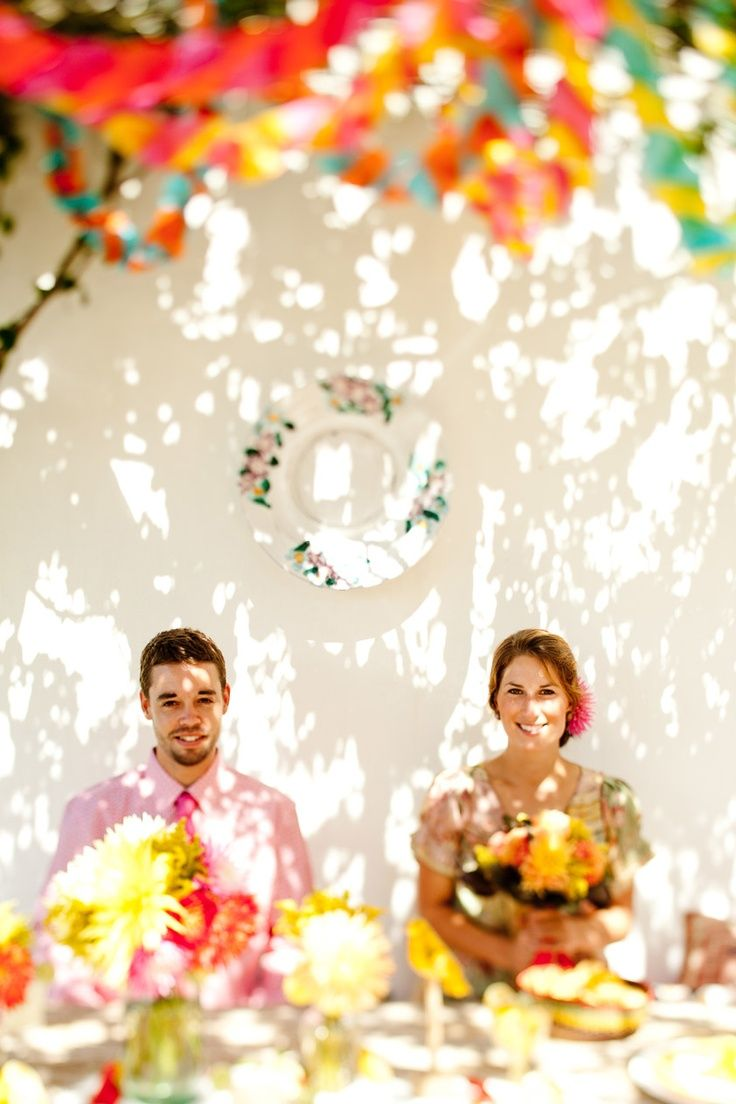 Mexican wedding - Take a look at the backdrop | Mexican Wedding ...